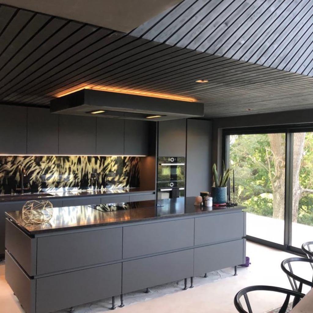 Kitchen design by Anastasya Martynova