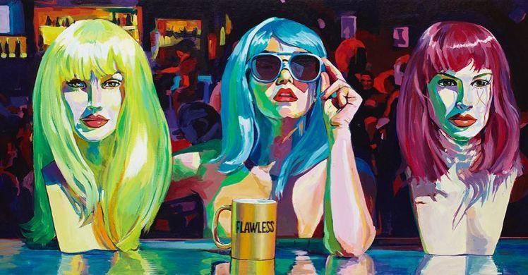 Painting by Sarah Stieber